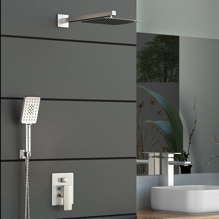 Shower accessories enclosures