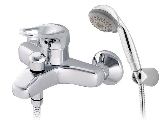 ברז מהקיר לאמבטיה Allegro 300175