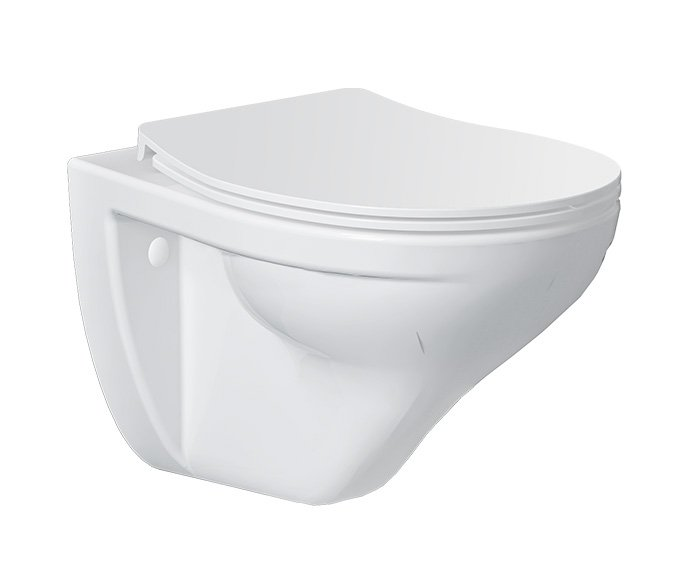 Clear Wall Hung WC  קליר