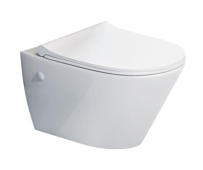 Smart 48 Wall Hung WC  סמארט 48