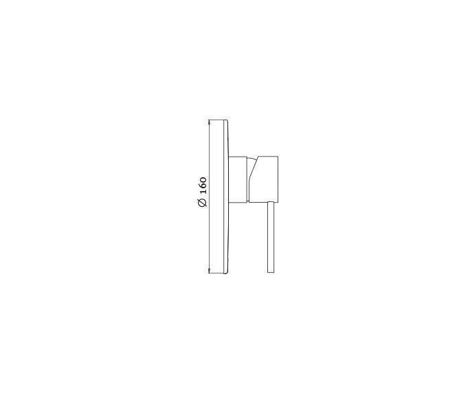 כיסוי למערכת קיר Masada 305289 diagram