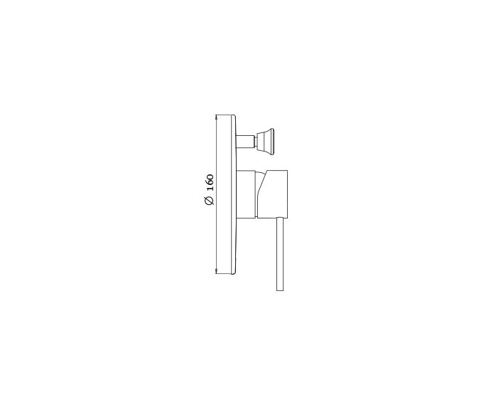 כיסוי למערכת קיר Masada 305288 diagram
