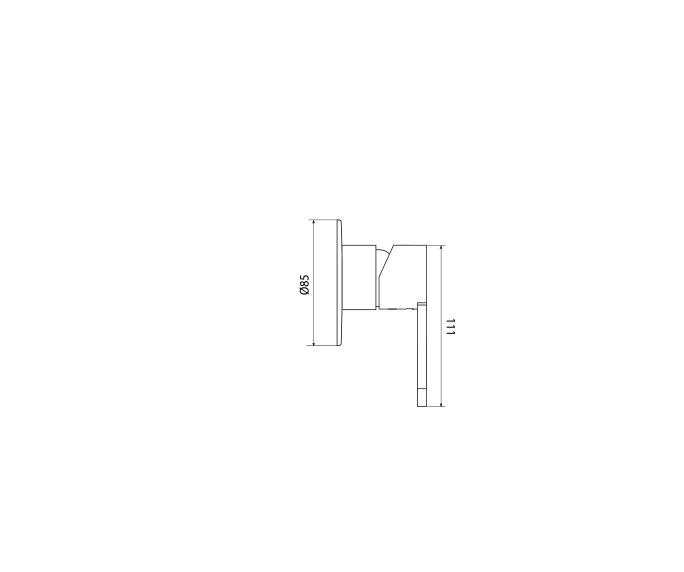 מערכת קיר מושלמת Clear 305382 diagram