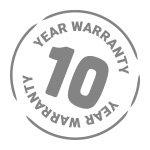 10 שנות אחריות חמת